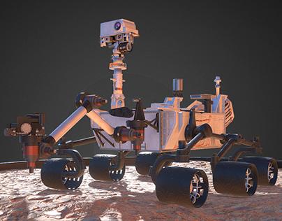 Curiosity - Mars Rover