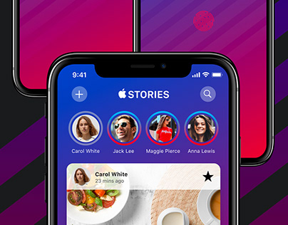 Apple Stories Concept Preview