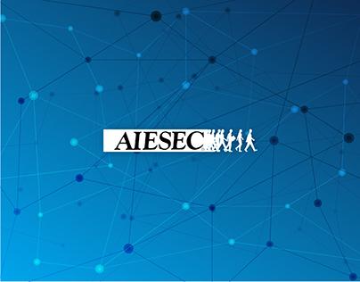 AIESEC AAU Copenhagen UX/UI