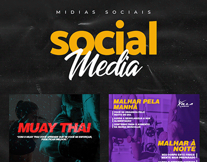 Social Media - Academia