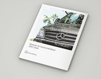Mercedes-Benz / RSE Reporte de Sustentabilidad