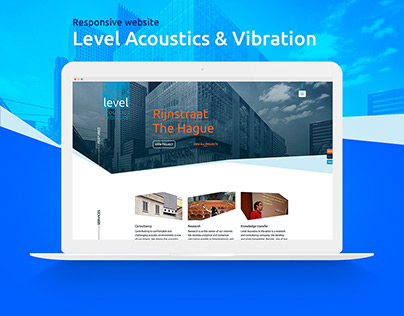 Website - Level Acoustics & Vibration