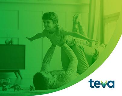 Teva Israel | Brand Presentation