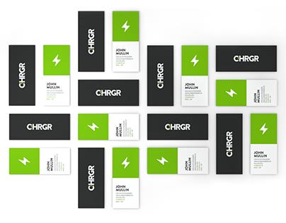 CHRGR: Branding