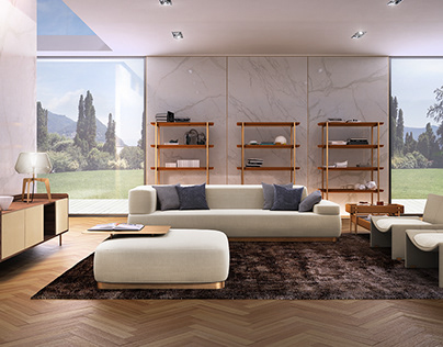 Aston Martin luxury villa