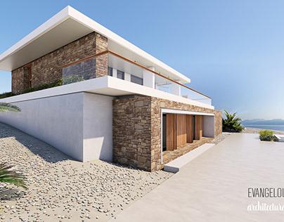 ZANTE Volimes Villa A
