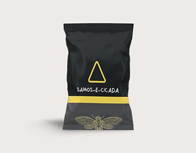 samos-e-cicada: package design