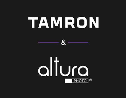 Tamron & Altura Photo strategic alliance for Amazon