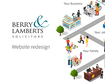 Berry & Lambert's Website