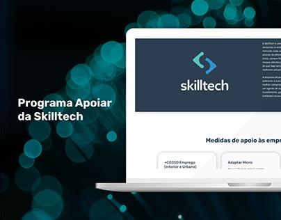 Programa Apoiar - Skilltech