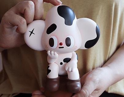 milkcow starfy arttoy