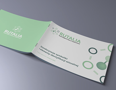 Rutalia / Corporate Identity