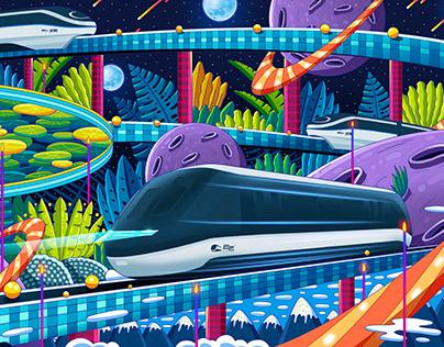 BYD--illustrations