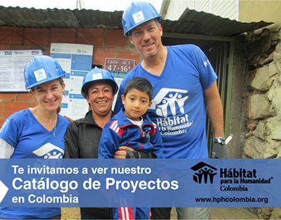 Catalogo de Proyectos HPH Colombia