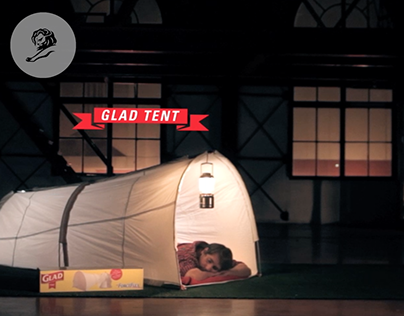 The Glad Tent Case Study, 2013.