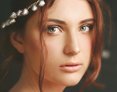 Jewellery shoot with Eina Ahluwalia