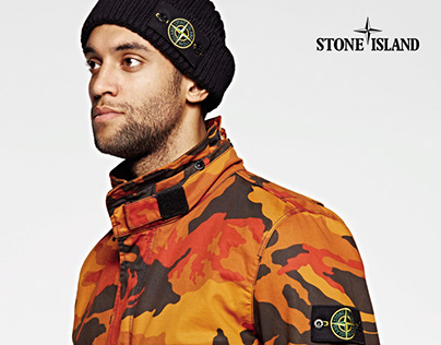 Stone Island — website redesign concept