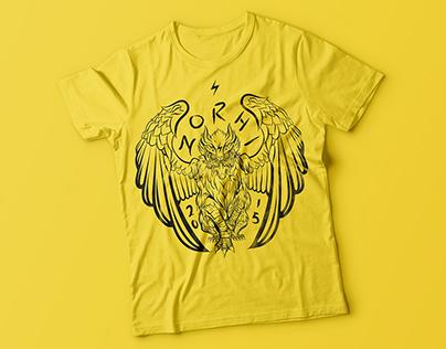 Zorhi - TP Orientation Shirt Design