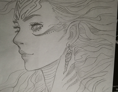Drawing With Meaning On Behance