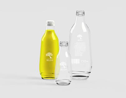 Belém - garrafa de azeite