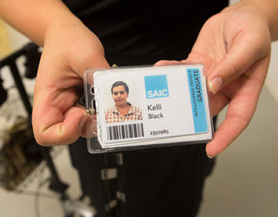 SAIC ID Cards