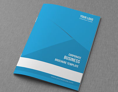 Clean Modern Business Brochure