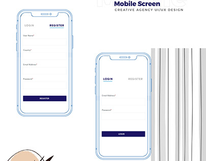 Clearlens Website Project