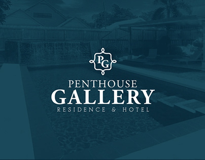 Penthouse Gallery Phuket - Branding & website