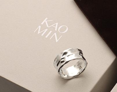 Kaomin Jewelry|品牌設計
