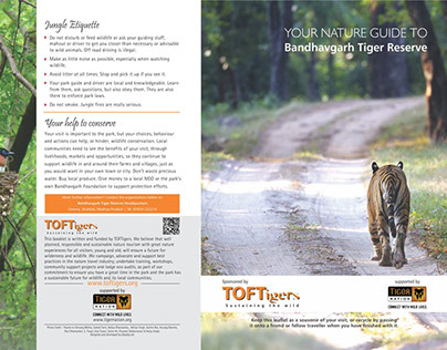 Bandhavgarh Nature Guide for TOFTigers