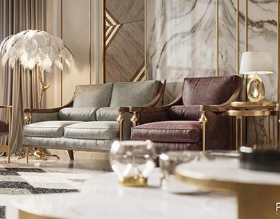 Luxury Women Majlis