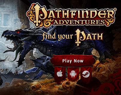 Pathfinder Adventures - Digital Ads
