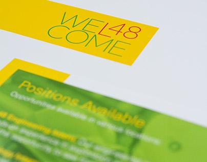 BP Lower 48 Recruitment Brochure and Postcard