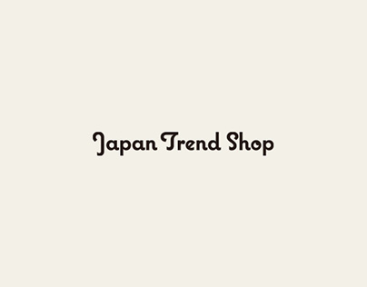 Japan Trend Shop UI design