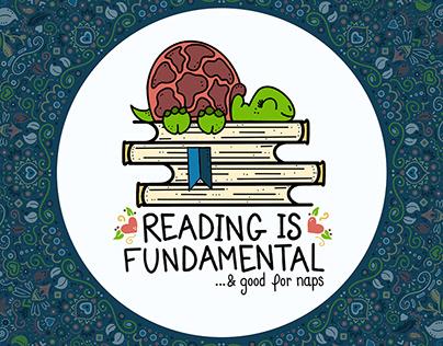 Reading is Fundamental & Tiring