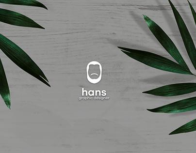 HANS • PERSONAL BRANDING