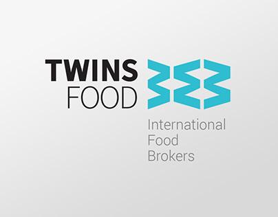 Diseño de marca para Twins Food