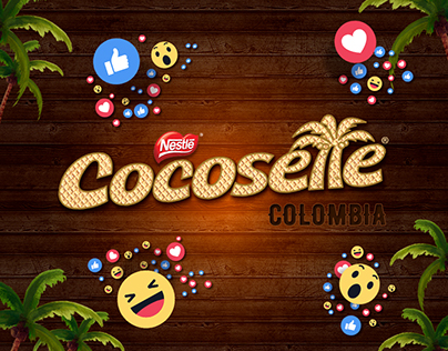 Cocosette® Colombia | Redes Sociales | 2016 - 2017
