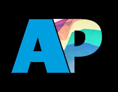 AP - A flexible, modern logo