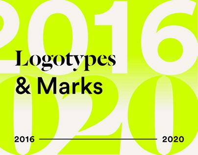 Logotypes & Marks 2020