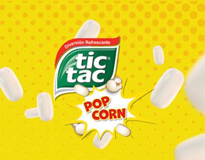 Tic Tac/PopCorn Limited Edition