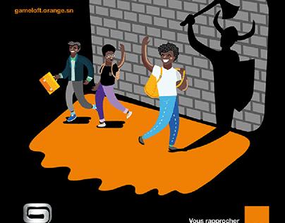 Plateforme Orange Gameloft