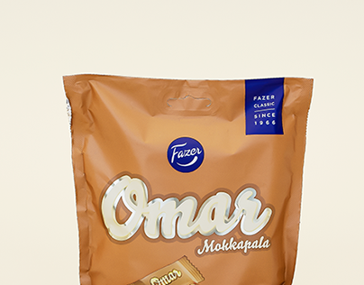 Fazer Omar New Packaging