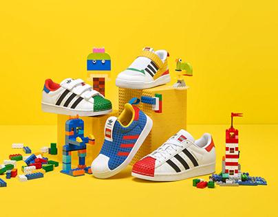 Adidas - Lego