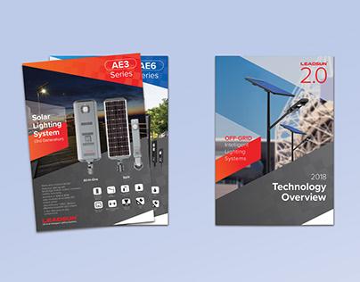Leadsun Brochures