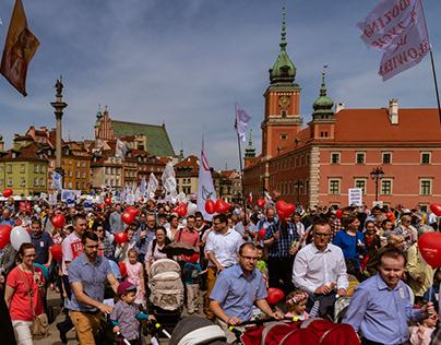 Marsz świętości życia
