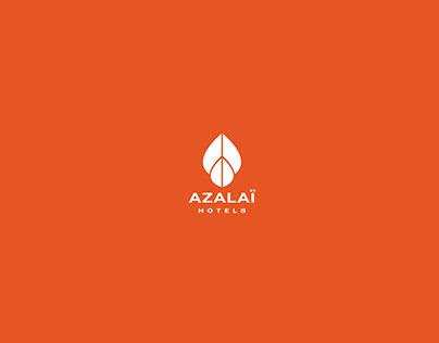 AZALAI HOTEL POST AND PRINT