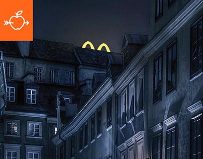 McDonald's // 7/24