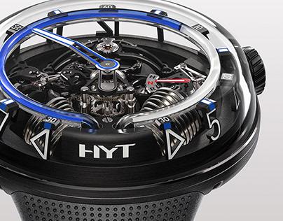 HYT - H2.0 | CGI
