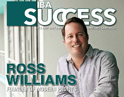 Cover Story - Ross Williams
